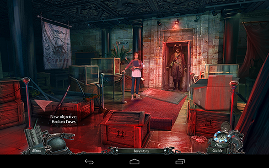 Nightmares From The Deep Gameplay for Android