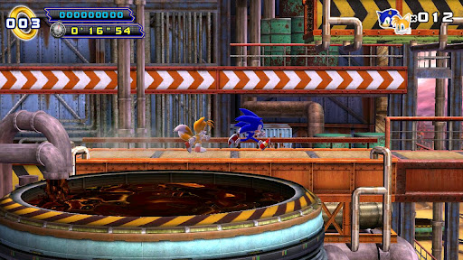 Sonic 4 Episode II Gameplay