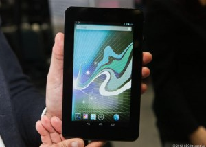HP Slate 7 Android 4.1 Tablet