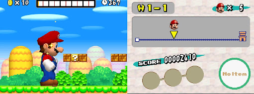New Super Mario Bros for Android Gameplay